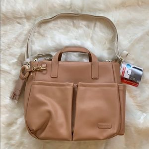 NWT Skip Hop Greenwich Simply Chic Diaper Bag